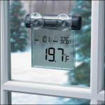 Оконный термометр Rst 01377